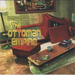 The Ottoman Empire Cover